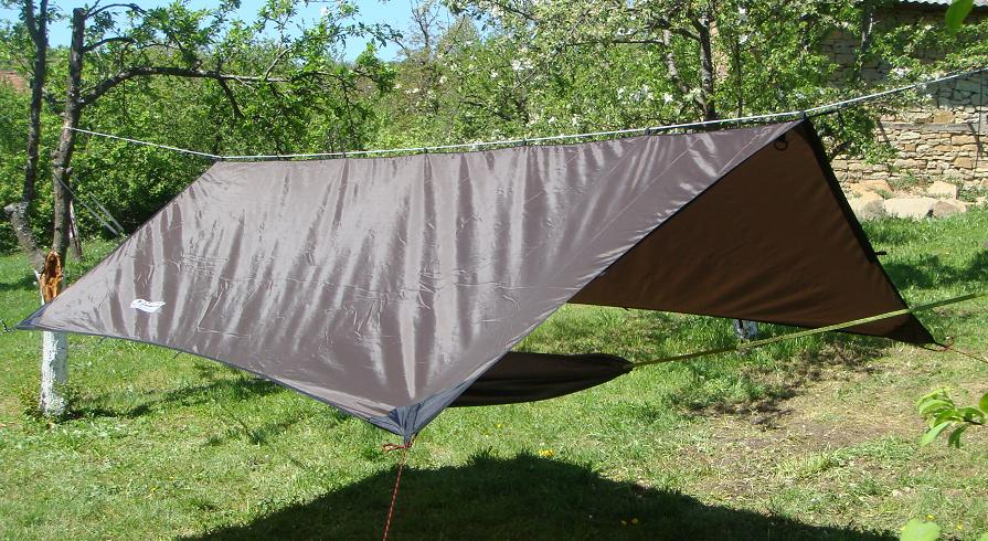 Brown Sargasso Tarp 3.9m x 2.5m
