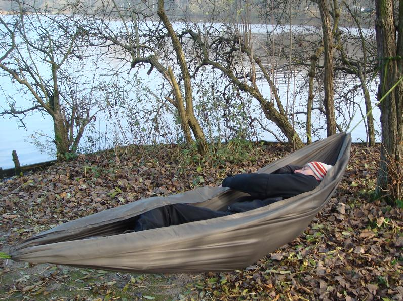 Green XL Hammock