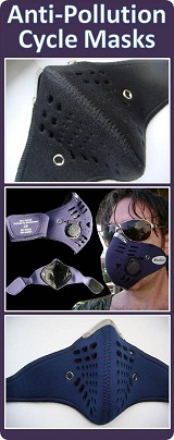 Anti-pollution, Cycling masks